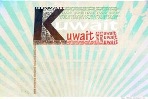 Kuwait Flag by peace-princess