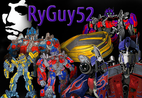 RyGuy52 art collage by RyGuy52