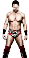 The Miz Rendermanipulation by SoulRiderGFX