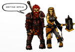 Dwarfs by Chater