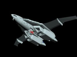 VF-7X Sylphide Texture WIP02 by X1Commander