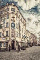 Magical Munich XXV by Michela-Riva