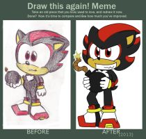 Draw This Again Meme by LeniProduction