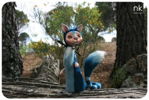 Cat Doll by Nekranea