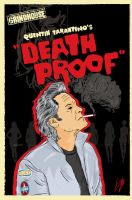 death proof - kurt russell by rock-artwork