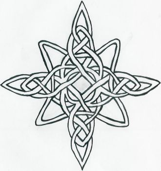 My Celtic Star by andy-pants
