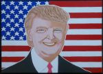 DONALD TRUMP by wwwEAMONREILLYdotCOM