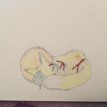 Art Trade: werewolf39 2 of 3 by lillyliover89