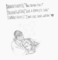 Livanov!Holmes And Solomin!Watson by Cygnicantus