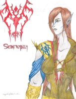 Serevania, Remastered by CoyoteoftheSands