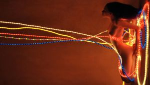 Multicolored Rope Lights 7 by MordsithCara