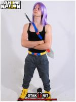 Trunks Cosplay by lordproject