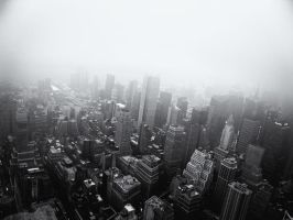 New York B/W 2 by ordre-symbolique