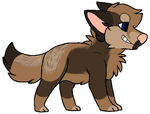 Canine Adopt (Available) by TotAdopts