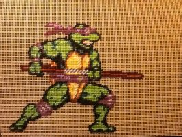 New TMNT Donatello Pattern by Serenity9900