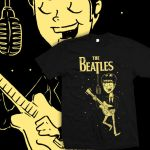 The Beatles shirt by edopunkrock