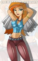 6teen - Courtney Masterson by XJKenny