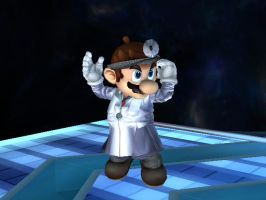 Dr. Mario in Brawl? by DaVonteWagner