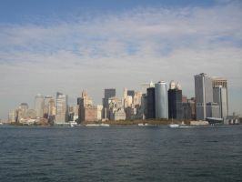 Welcome To New York City by SarahWolf