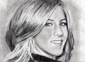 Jennifer Aniston by candysamuels