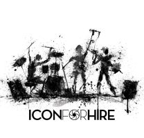 Official Icon For Hire T-Shirt Design (By Travis) by Ofa20