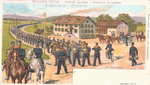 Sudrian Grande Armee Marching Through Cabalnoo by TheSudrianLandscaper