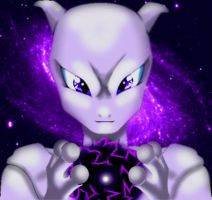 Mewtwo by cherry-poke