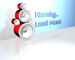 Loud Music by f-barros