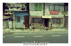 The Philippines: Childhood by amandaanne