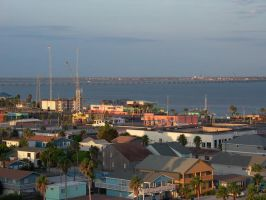South Padre by jcho