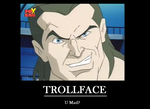 Trollface's Motivation xD by DJWill