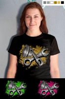 dirty hobby t-shirt by edl by EDLdesign