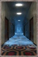 The Overlook Hotel by MatthewRabalais
