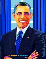 THE PRESIDENT OF UNITED STATE FULL WPAP by YUHEND