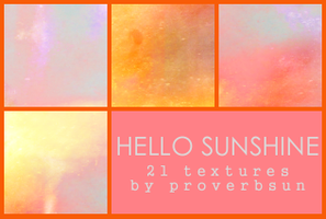 Texture Set 007 by ProverbialSunrise