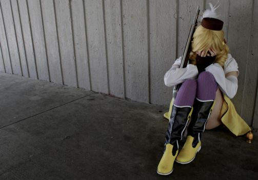 Being Mami is Suffering by jianna-OTN