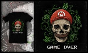 Game Over by skalica
