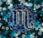 The Star Sign:Scorpio by Blueheart1331