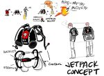 Jetpack concept by Ritualist