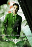 Gotham City-Riddle Me This... by Gato-Chico