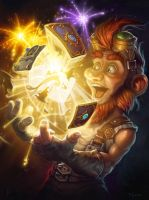 Hearthstone by Murph3