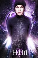 HIM: Ville Valo by jdesigns79