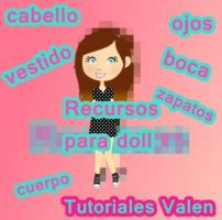 Recursos Para Doll by TutorialesValen1