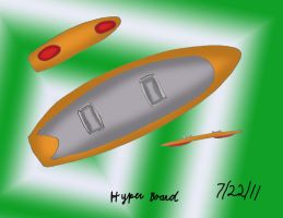 Hyper Board 11-22-7 by Lisa22882