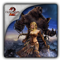 Guild Wars 2 v3 icon by Themx141