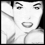 Bettie Page. by themisskitty