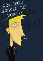are you going to vote? by the-dumb-waiter