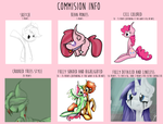 Updated Commission Info by LizziePotatoPad