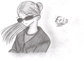 "Eris -- ""Eyes of the Cat"" by EsscenceofDreamz"