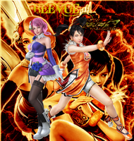 Alisa and Xiaoyu by BeeVue